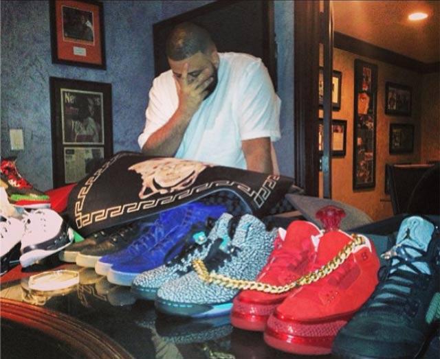 Sneaker Style Profile Dj Khaled 9
