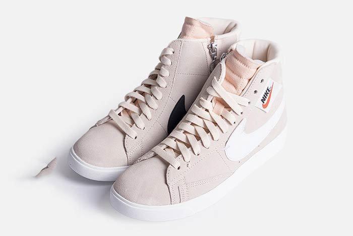 Nike Blazer Mid Rebel Womens Guava Ice Bq4022 801 4