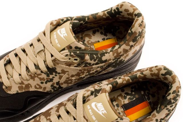 Nike Berlin Air Max 1 Sp Limited Edition 6