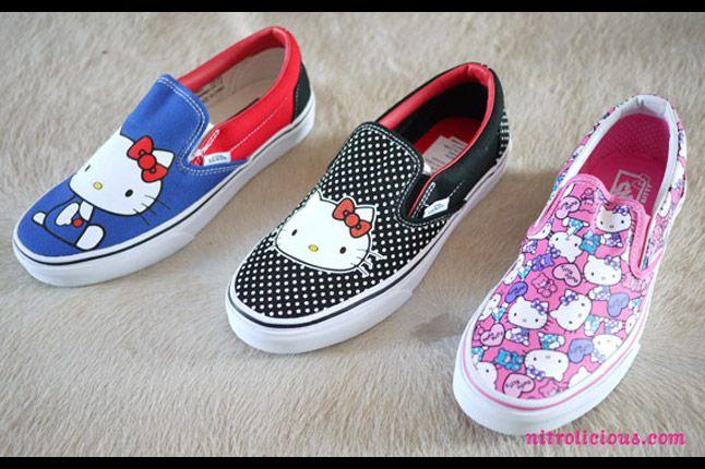 Hello Kitty Vans Summer 2012 05 1