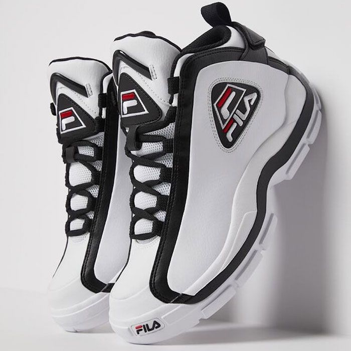 Fila Grant Hill 2 White Black Square