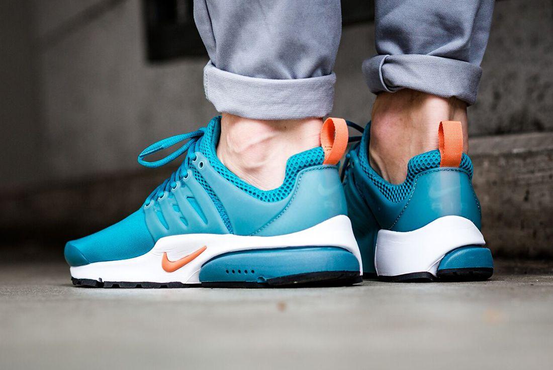 Nike Air Presto Blustery Terra Orange3