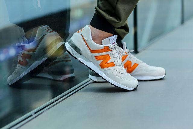 New Balance 576 Orange Pack 6