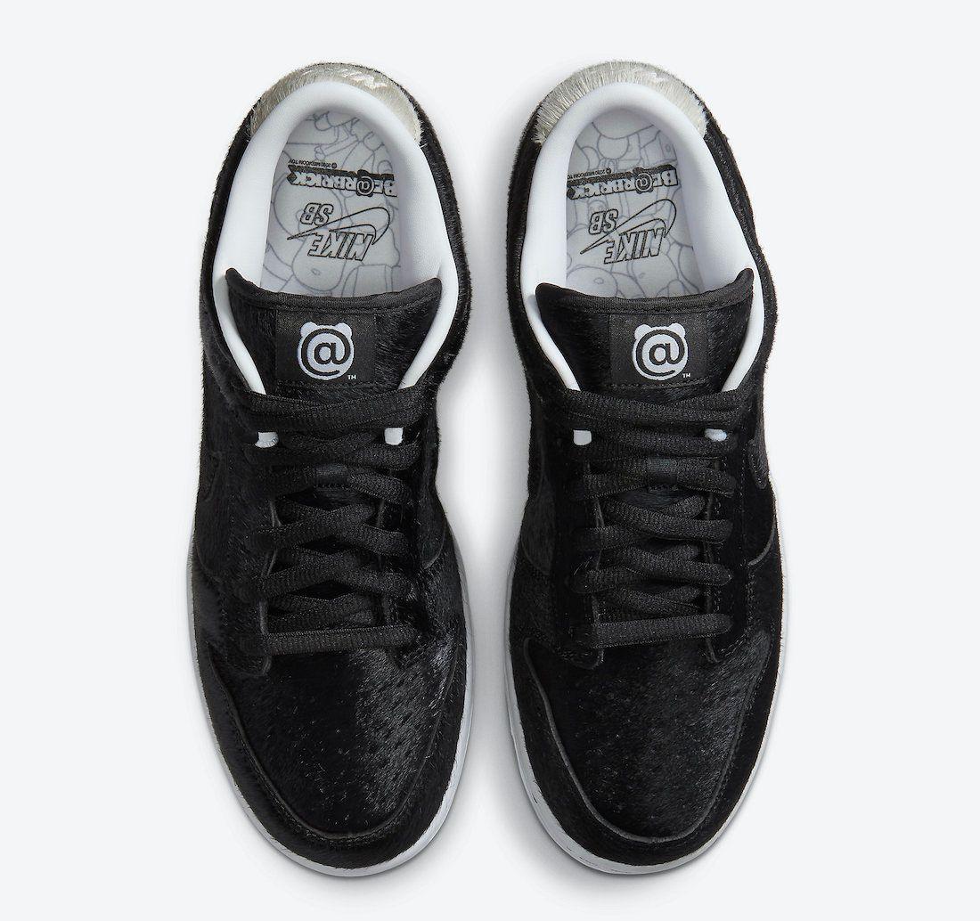 Medicom Nike SB Dunk Low Bearbrick Top