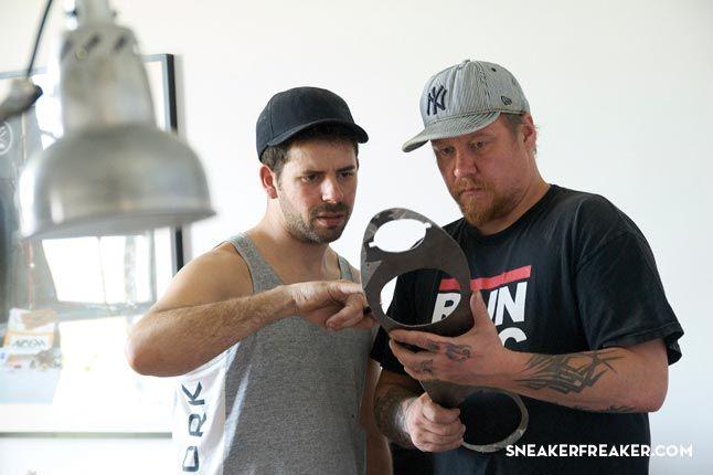 Doom Sneaker Speakers Making Of 5 1