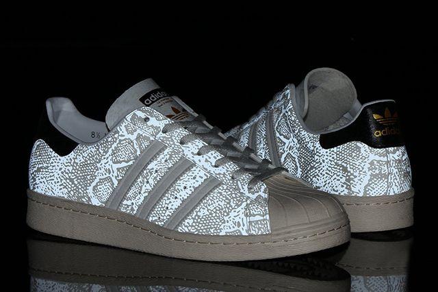 Atmos X Adidas Originals Superstar 80 9