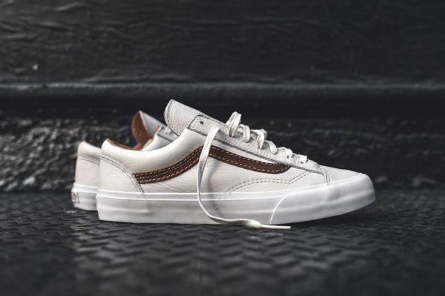 Vans Og Style 36 Winter White 1