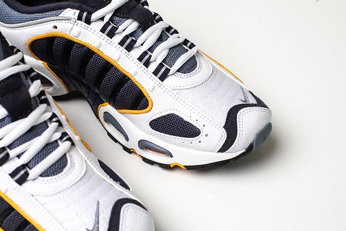Nike Air Max Tailwind 4 Navy Gold Aq2567 200 Release Date Toe