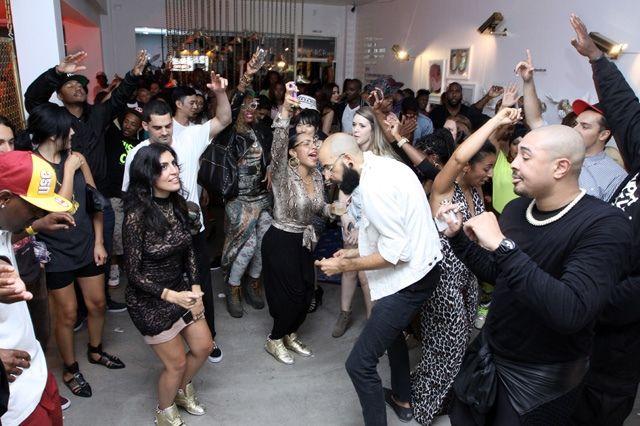 Melody Eschani Reebok Classic Love Shoe Launch Recap 1