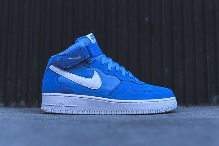 Nike Air Force 1 07 University Blue 4