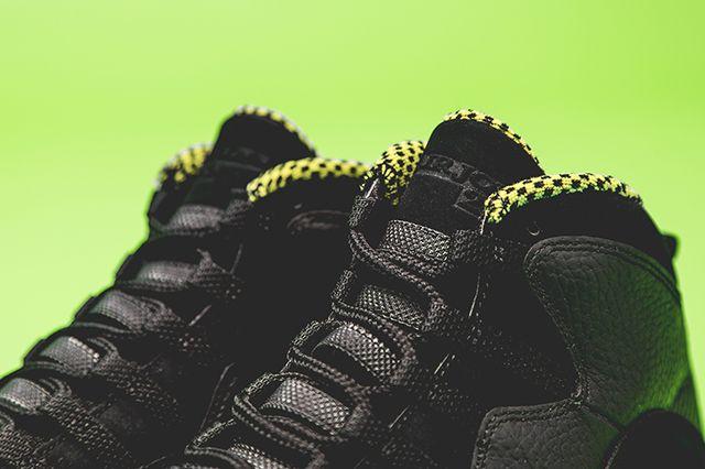 Air Jordan 10 Venom Green 1