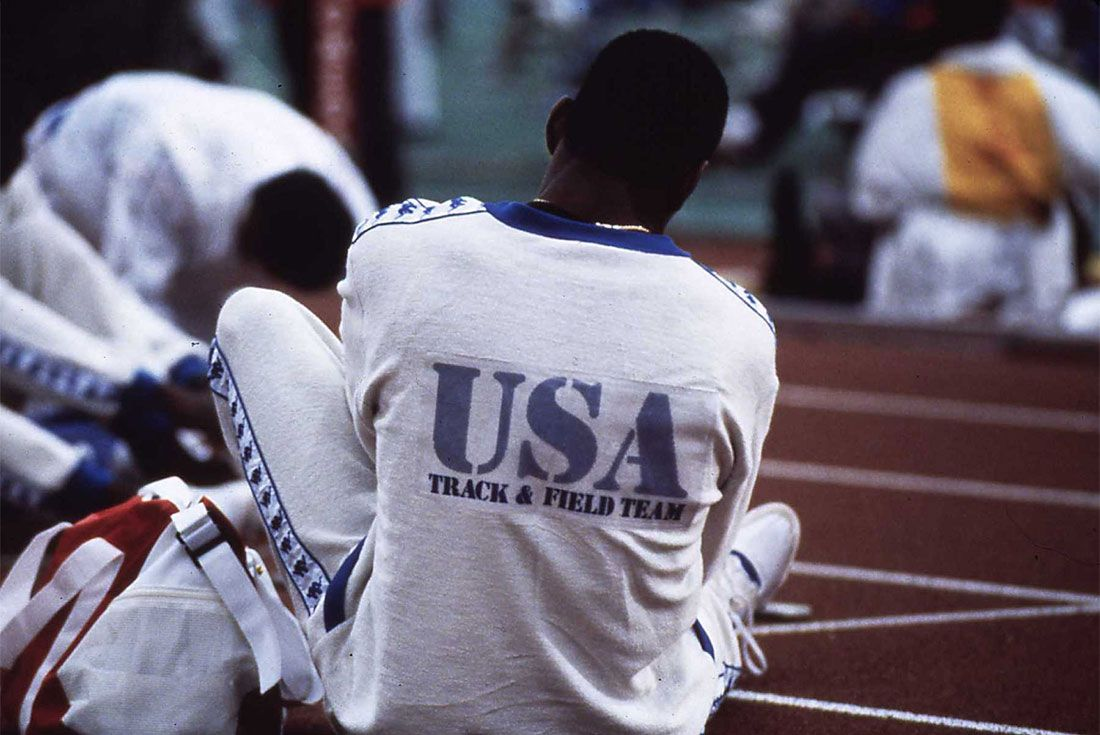 Kappa Usa Track And Field Olympics Warmup 4