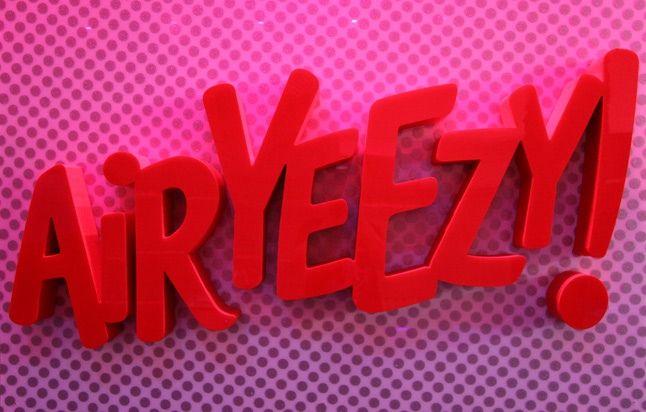 Sydney Yeezy Launch 55