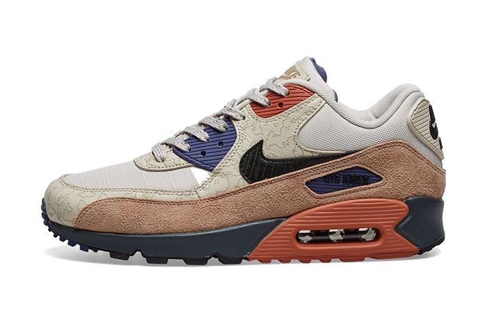 Nike Air Max 90 Desert Sand Ci5646 001 Release Date Lateral