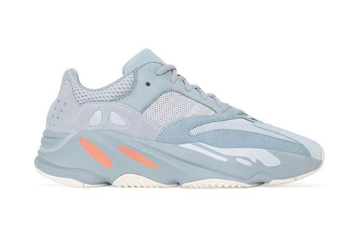 Adidas Yeezy Boost 700 Inertia 2019 Release Date Lateral