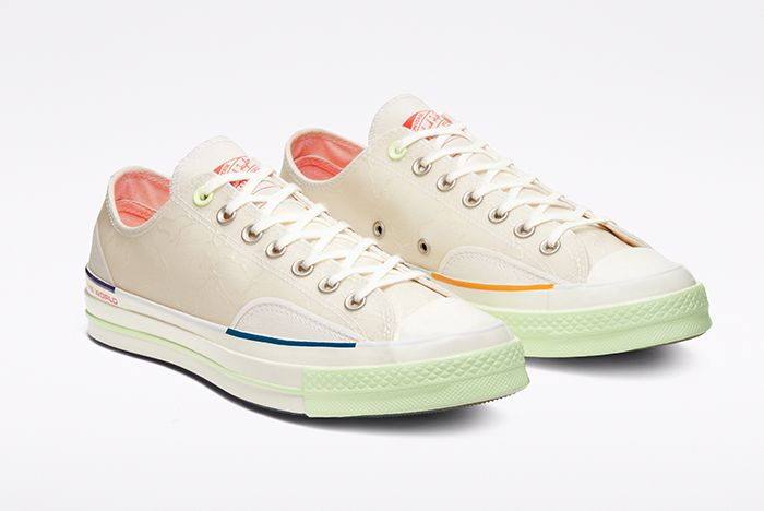 Converse X Pigalle Chuck 70 Low Top White £100