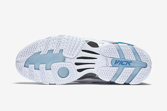 Nike Zoom Vick Iii University Blue 1