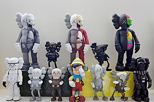 Ronnie Pirovino Kaws Collection 11 1