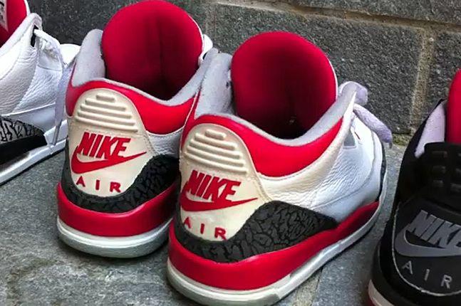 Air Jordan 3 No Jumpman 2 1