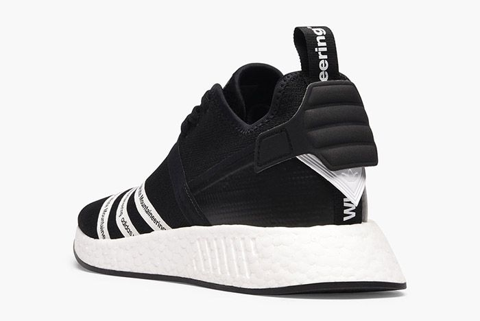 White Mountaineering Adidas Nmd City Sock 2 4