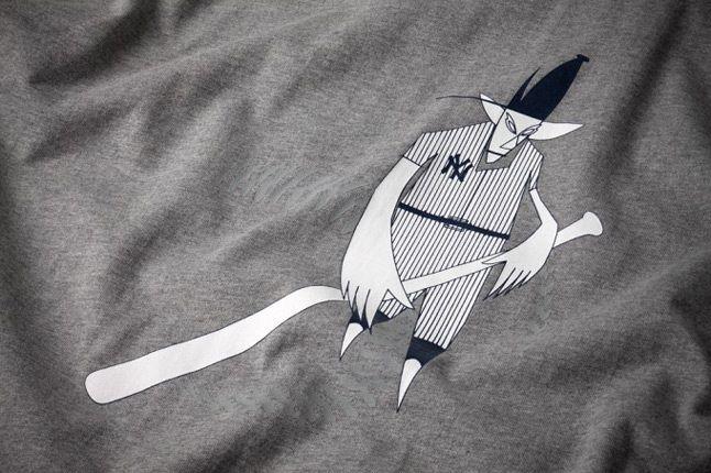 Futura Yankee Ss Tee Grey Detail 690X460 2
