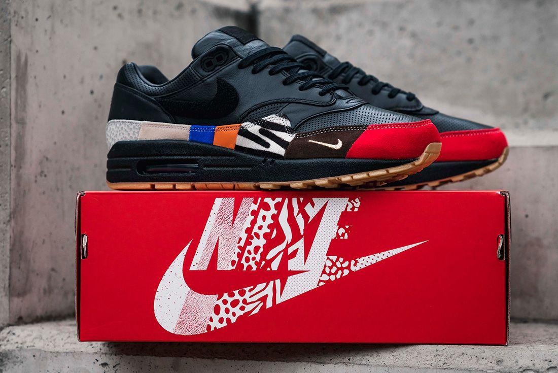 Nike Air Max 1 Master Black 13