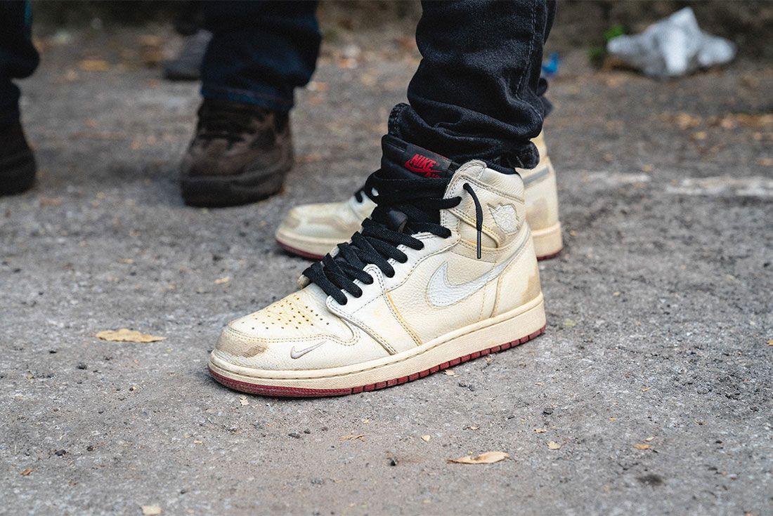 Sneakerness Milan Sneaker Freaker On Foot Shot15