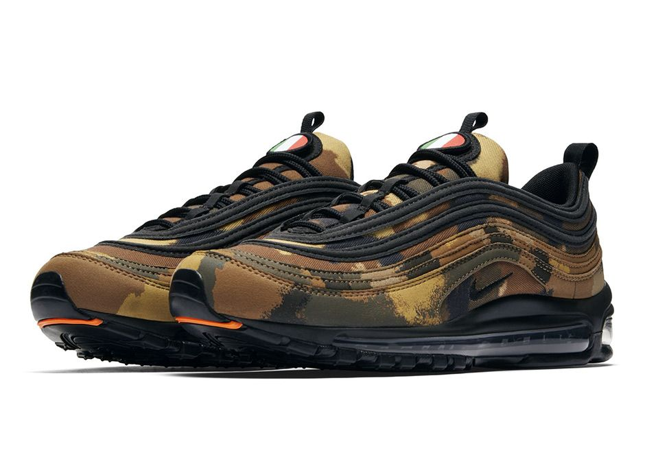 Nike Air Max 97 Country Camo Italy (2017)