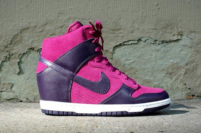 Nike Wmns Dunk Sky Hi Fall Delivery 4