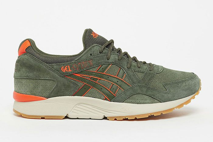 Asics Gel Lyte V Flight Jacket Lateral