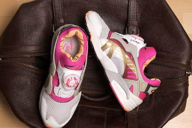 Puma Disc Pink 1