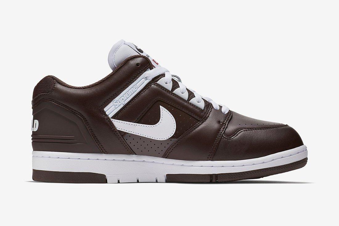 Supreme X Nike Air Force 2 1 1