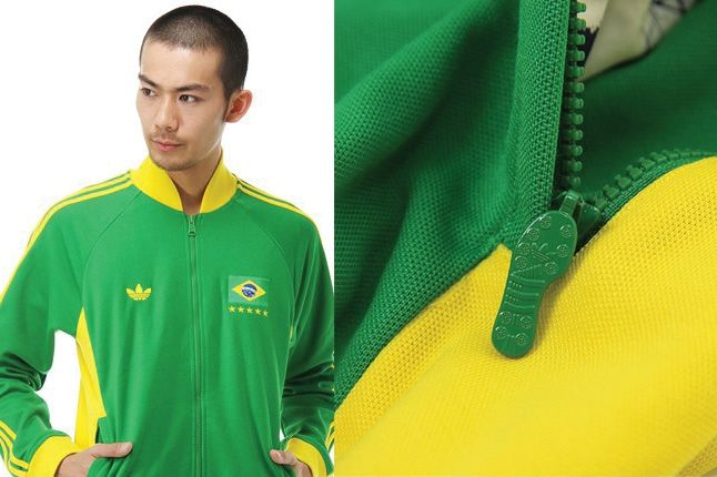 Adidas World Cup Track Top 3 1