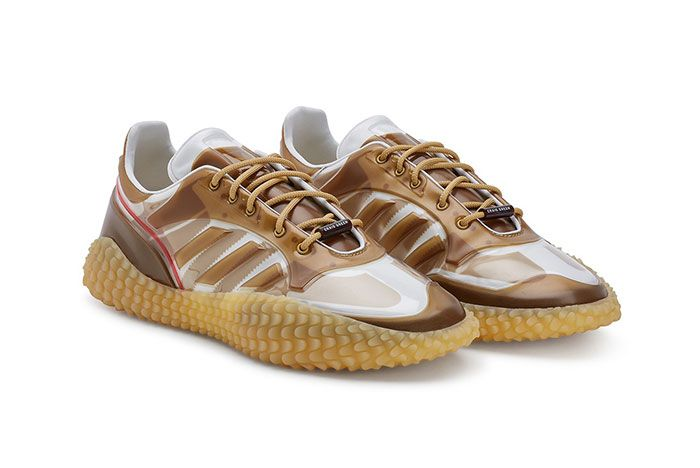 Craig Green Adidas Kamanda Dover Street Market Brown Three Quarter Side Shot