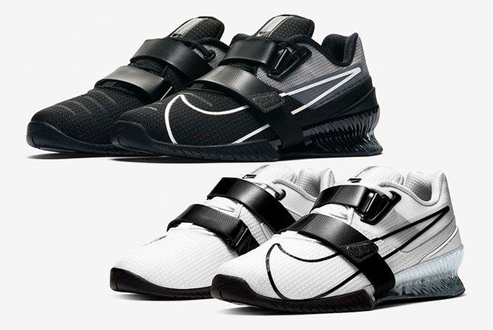 Nike Romaleos 4 Front Angle
