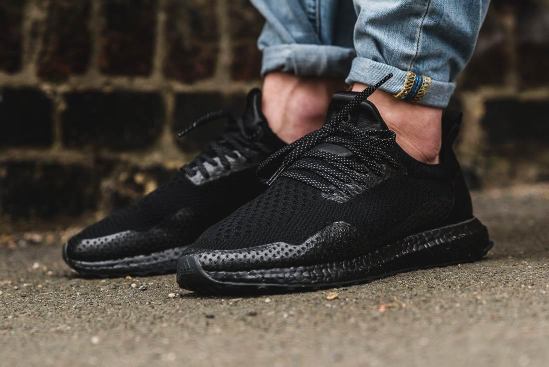 Haven X Adidas Ultraboost Triple Black 1