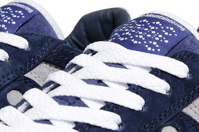 White Mountaineering Saucony Navy Toe 1
