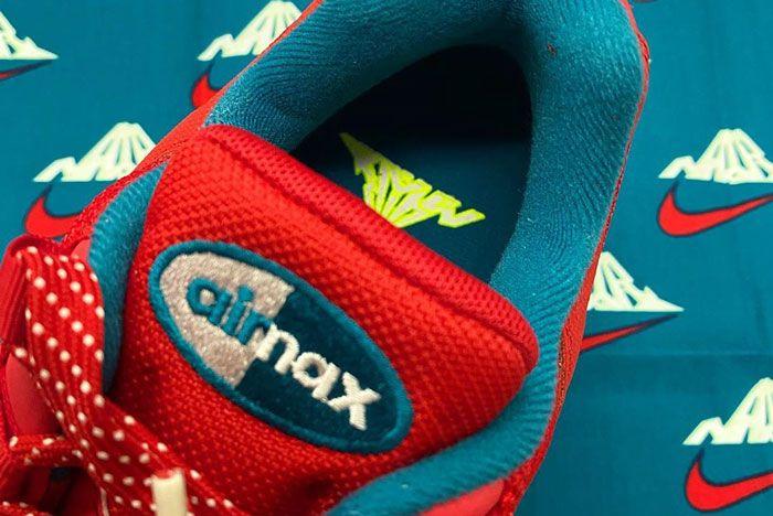Koji Nike Air Max 95 Mt Fuji