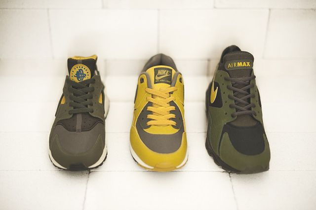 Size X Nike Army Navy Pack 11