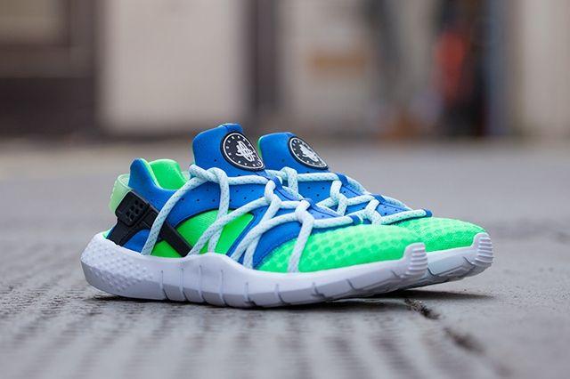 Nike Hua Nm Scream Green Bumperoo 3