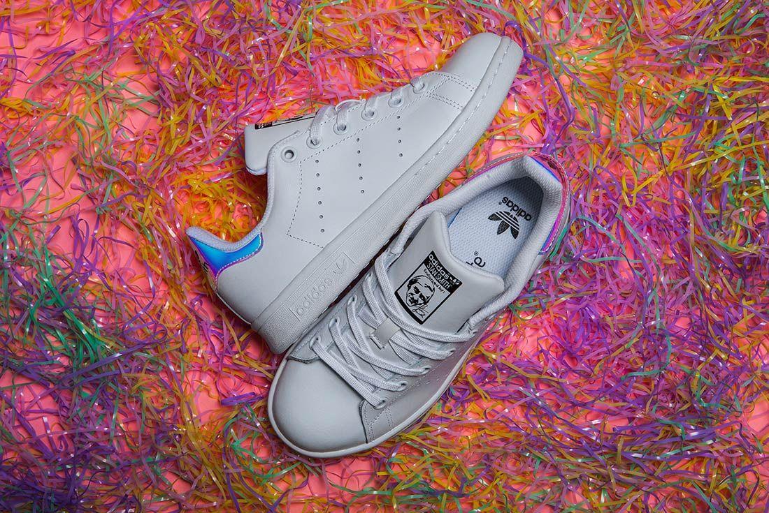 Adidas Stan Smith Iridescent 1