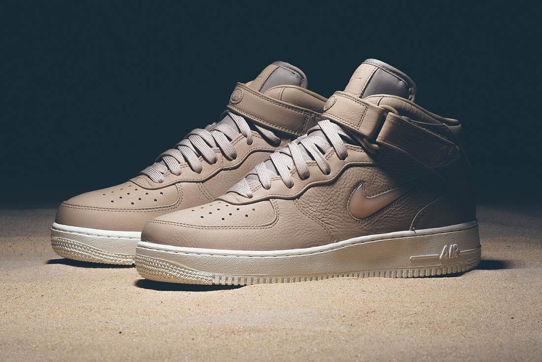 Nike Air Force 1 Mid Jewel Pack 2
