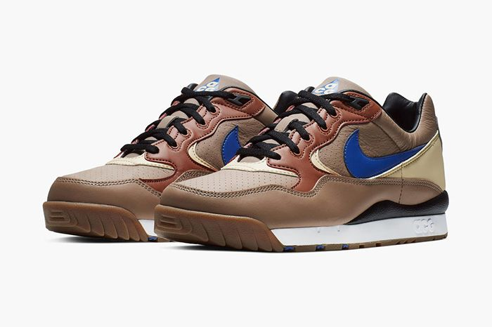 Nike Acg Air Wildwood Premium Brown Release Date Pair
