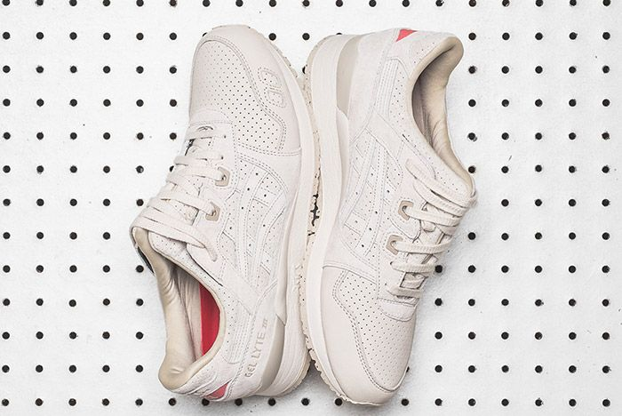 Asics Gel Lyte Iii Perforated Pack White 2