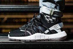 Nike Huarache Nm Black White Thumb 1