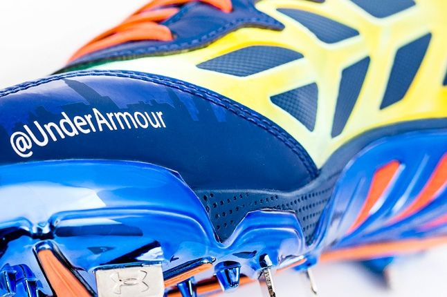 Under Armour Mlb All Star Game 2013 Pack Cleat Detail