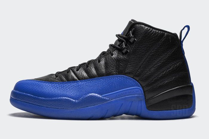 Air Jordan 12 Game Royal Left