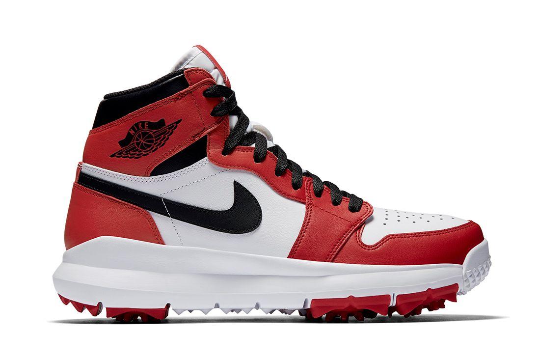 Air Jordan 1 Golf Shoe11