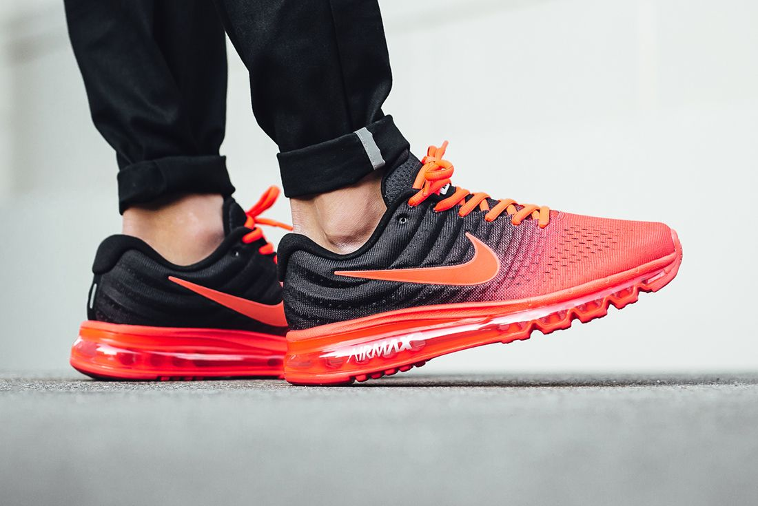 Nike Air Max 2017 Bright Crimson3