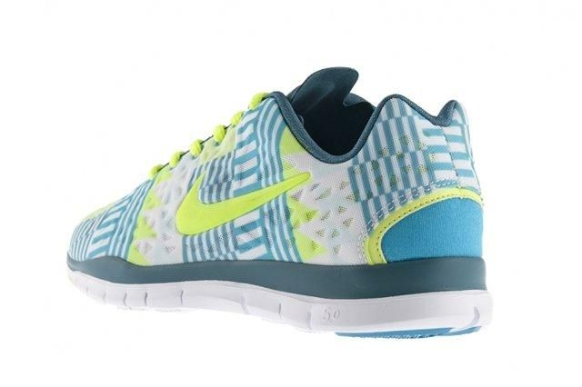Nike Free Tr Fit Summit White Reverse